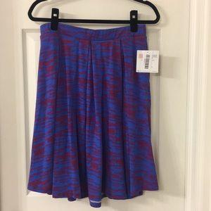 NWT Large LuLaRoe Madison Skirt
